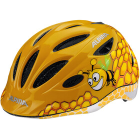 Alpina Gamma 2.0 Flash Bike Helmet Children yellow/colourful
